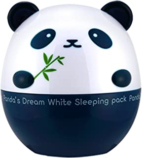 tony moly panda sleeping pack