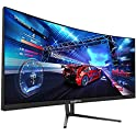 "Sceptre 35"" Curved WQHD VA LED Gaming Monitor"