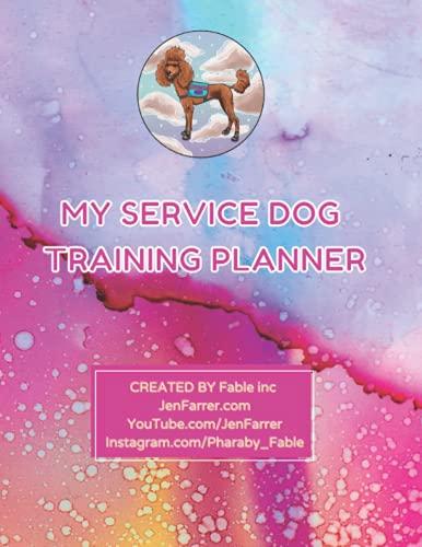 Service Dog Training Journal