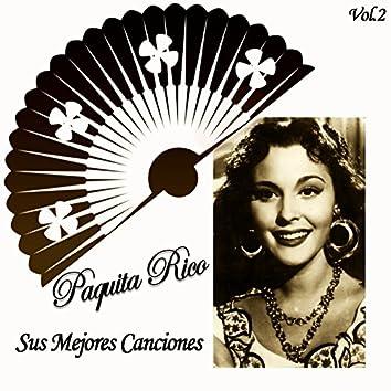 Paquita Rico / Sus Mejores Canciones, Vol. 2