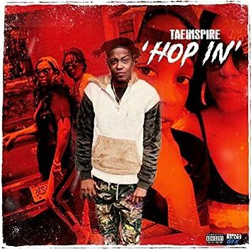 'Hop In' x TaeInspire