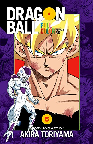 Dragon Ball Full Color Freeza Arc, Vol. 5 (English Edition)