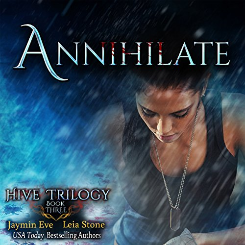 Couverture de Annihilate