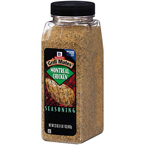 McCormick Grill Mates Montreal Chicken Seasoning, 23 oz (Pack of 2)