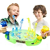 Toy'n Bounce War Marble Shooting Toy, Awesome Gift for Kids, Two Player Versus Game for Children, Fun Battle Shooting Game for Holidays Christmas Birthday Party