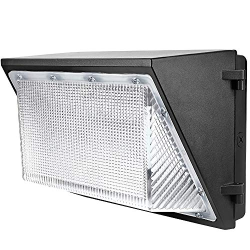 LED Wall Pack Lights 120W,(5000K Daylight Wall Pack),Commercial and Industrial Outdoor Wall Pack Lighting 500~600W HPS/HID Bulb Replacement Waterproof