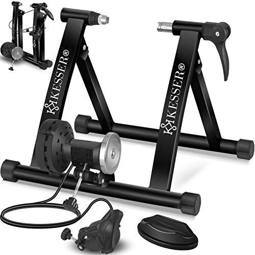 KESSER® Fahrrad Rollentrainer inkl....