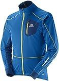 Salomon Men's Equipe Soft-Shell Jacket