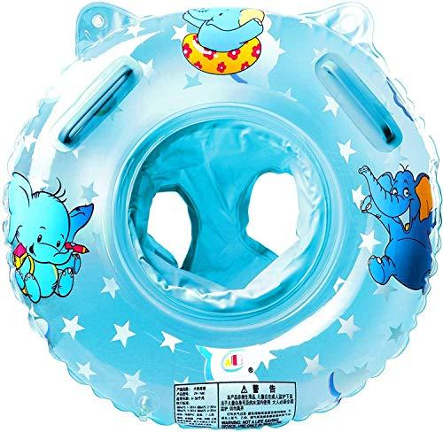 Jiahuade Flotador de Aprendizaje,Flotador Cuello Bebe,Flotadores para Bebés,Anillo de Natación Bebé,Flotador para Bebe Piscina,Flotador Anillo de Natación,Anillo de Natación para Bebé (A)