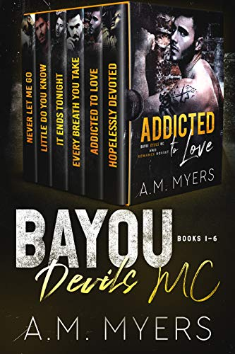Bayou Devils MC 1-6