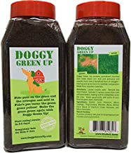 Doggy Green up! Fix Dog Pee Lawn Spots and Grass Burn Spots Caused by Dog Urine - Made in The USA by Workers Working with Disabilities - Repair Damaged Grass - Grass Spot Solution - Dog Spot Solution