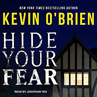 Hide Your Fear audiobook cover art