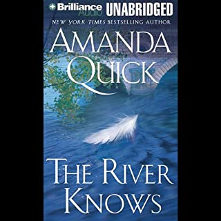The River Knows audiobook cover art