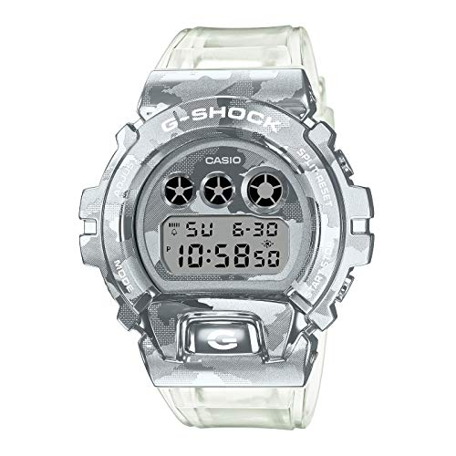 Casio G-Shock - Reloj multifunción para hombre moderno cód. GM-6900SCM-1ER