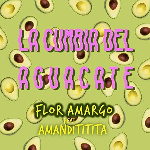 Flor Amargo feat. Amandititita