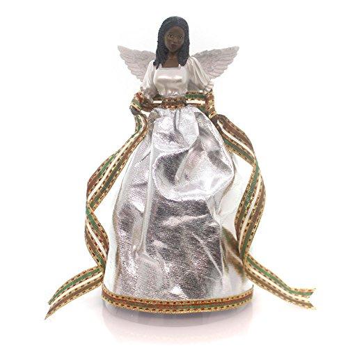Treetopper: Tiffany in silver