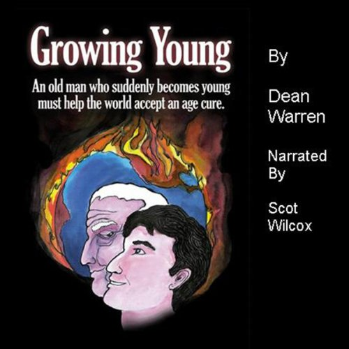 Growing Young audiobook cover art