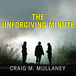 The Unforgiving Minute cover art