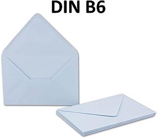 Buste ////con un piccolo regalo DIN B6/125/X 176 /Natura Colore Grigio riciclaggio/ Quantit/à di sconto 25 Umschl/äge grau
