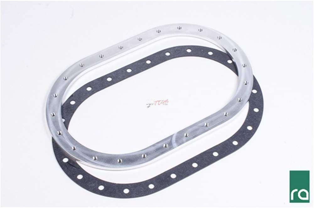 Radium Engineering Fuel Mail In a popularity order cheap Cell Weld 24-Bolt 20-027 Aluminum Flange