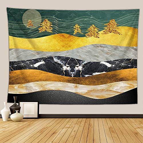 RGFIJP tapizTapiz Sunset Mountain Series Toalla de Playa Decoración de Dormitorio Sala de Estar Familiar Tapiz de Dormitorio Tapiz de Pared de Fondo