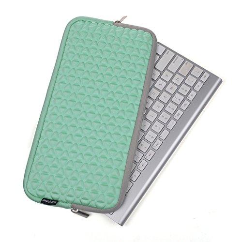 H HILABEE Funda con Teclado Funda con Asa Bolsa De Transporte Funda - Anti-Scratch, Anti-Dust - para Apple iMac Keyboard