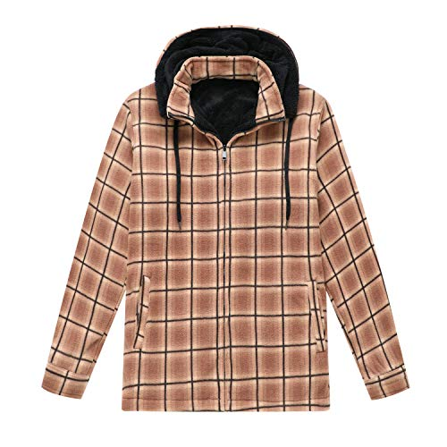 Camel Sherpa Jackets Men's