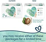 Diapers Size 5, 132 Count - Pampers Pure Protection Disposable Baby Diapers, Hypoallergenic and Unscented Protection, ONE MONTH SUPPLY