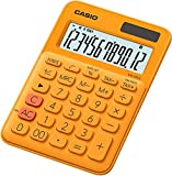 Casio MS-20UC-RG - Calculadora, 2.3 x 10.5 x 14.95 cm, color