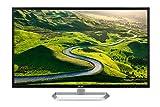 Acer EB321HQUAwidp 31.5' Wide Quad HD IPS Color blanco pantalla para PC - Monitor (80 cm (31.5'), 300 cd / m², 2560 x 1440 Pixeles, 4 ms, LED, Wide Quad HD)