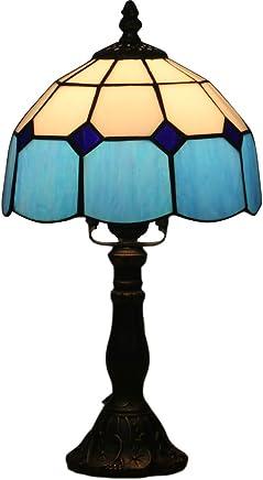 Amazon.es: mesitas de noche vintage - Lámparas de mesa y ...