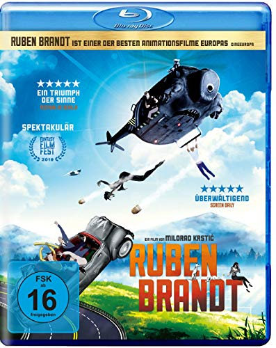Ruben Brandt, Collector [Blu-ray]