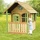 Axi House - Cabane Enfant Alex en cèdre Vernis Naturel