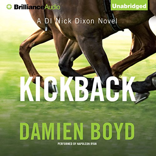 Kickback audiobook cover art