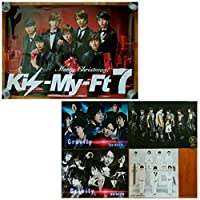 Kis-My-Ft2 ポスター 5点セット