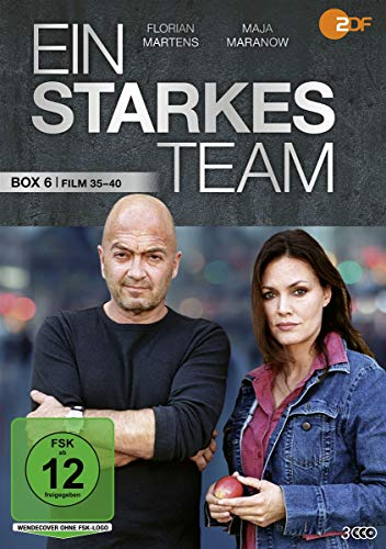 Ein starkes Team - Box 6 (Film 35-40) [3 DVDs]
