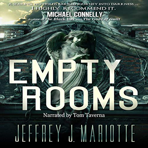 Empty Rooms  audiobook cover art