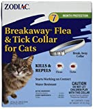 Zodiac Breakaway Flea and Tick Collar for Cats, 13'