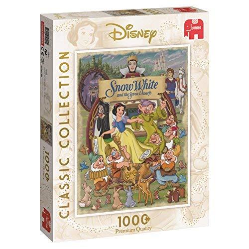 ディズニークラシックコレクション 白雪姫 ジグゾーパズル 1000ピース [並行輸入品]