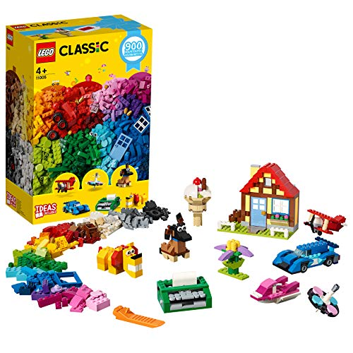 LEGO Classic Creative Fun Building Kit (900 Piece)