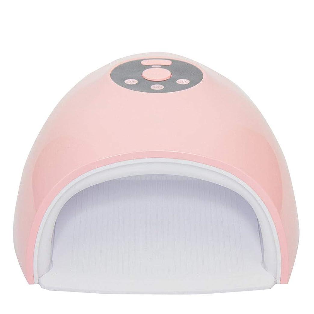 オプショナル全国繊細36ワットネイルドライヤーUV ledランプ用すべてのゲルuvランプ30秒/ 60秒/ 90秒タイマー用マニキュアキュア機用自動センサーマニキュアツール,Pink