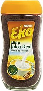 EKO Cereales Solubles con Miel y Jalea Real, frasco 150g