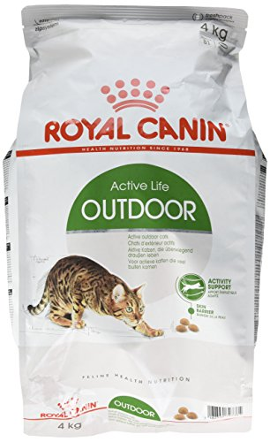 Royal Canin 55177 Outdoor 4 kg - Katzenfutter