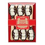 Melville Candy Peppermint & Mini Marshmallow Chocolate Dipped Spoons 3oz