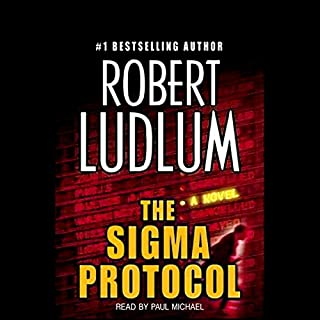 The Sigma Protocol audiobook cover art