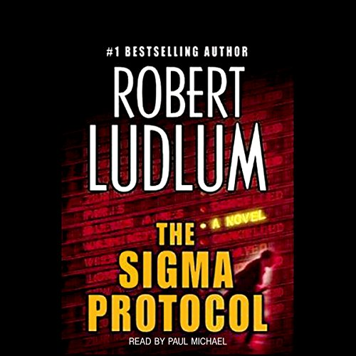 The Sigma Protocol cover art
