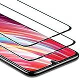 ESR Protector de Pantalla para Xiaomi Redmi Note 8 Pro [Cobertura Pantalla Completa][2 Unidades] 2.5D Cristal Templado Screen Protector Compatible con Xiaomi Redmi Note 8 Pro (2019)