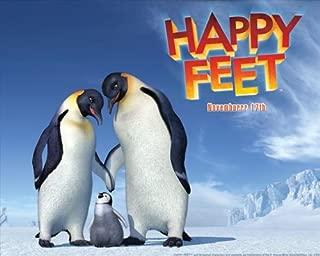 Happy Feet POSTER Movie (27 x 40 Inches - 69cm x 102cm) (2006) (Style E)