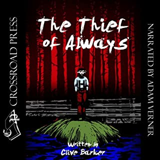 The Thief of Always cover art