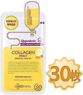 【正規品】メディヒール コラーゲン インパクト エッセンシャル マスク EX 10枚×3 / Mediheal Collagen Impact Essential EX 10sheet*3